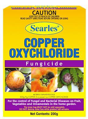 Copper Oxycloride
