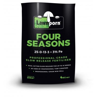 Lawnporn Four Seasons